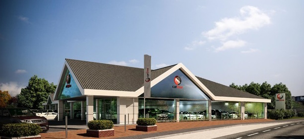 Main image for post: It's Here! cartime's New Prestige Showroom for Used Cars in Rochdale