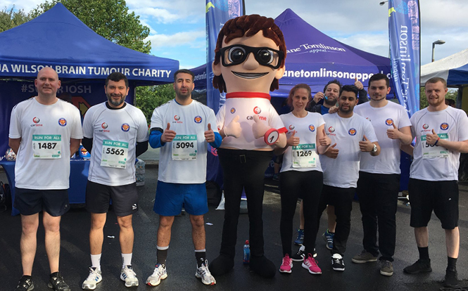 Main image for post: cartime run the Bury 10k for SuperJosh