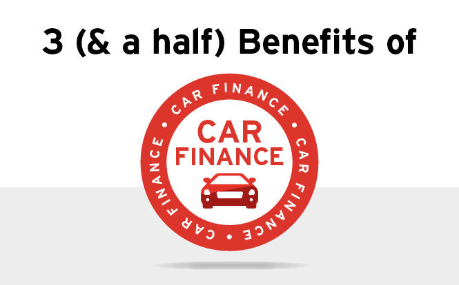 Main image for post: Must-Read! 3 (And a Half) Benefits to Buying a Car on Finance