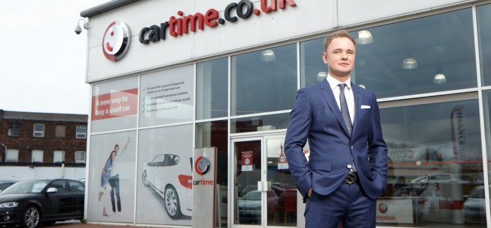 Main image for post: 'cartime set to become Manchester's biggest car supermarket' says Lancashire Living!