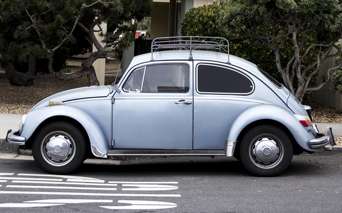 Main image for post: Volkswagen squashes the VW Beetle - what are the best used VW cars now?