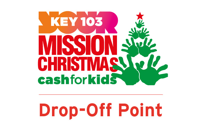 Main image for post: Key 103 for Cash for Kids Mission Christmas!