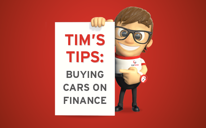 Main image for post: cartime Tim's Tips for Buying Cars on Finance