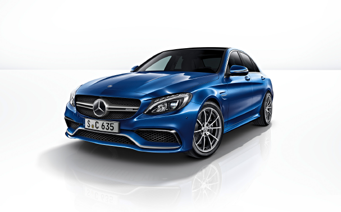 Main image for post: Matt Kay's Car of the Month: Mercedes-AMG C 63