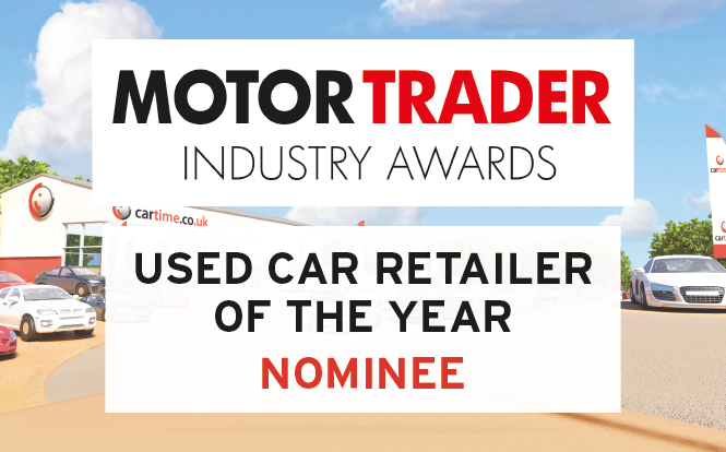 Main image for post: We've Been Shortlisted for the Motor Trader Awards!