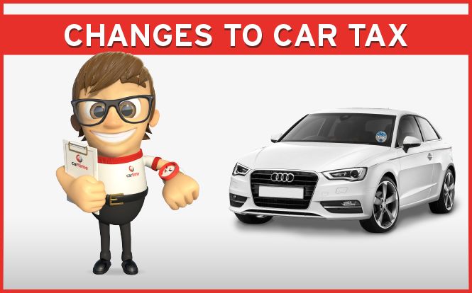 Main image for post: Changes to car tax